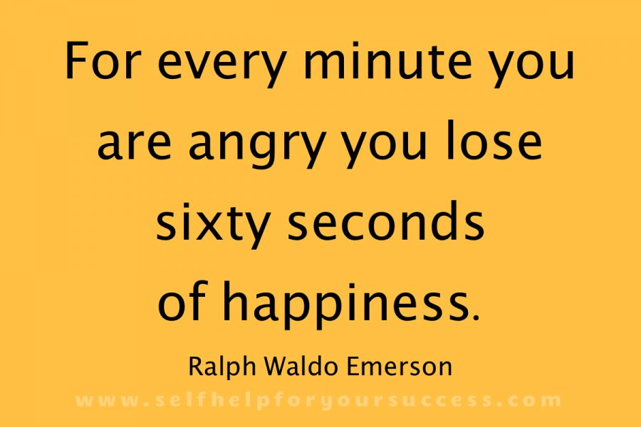 Quote Of The Week 37: How To Overcome Anger And Find
